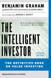 Benjamin Graham, Jason Zweig] The Intelligent Inv