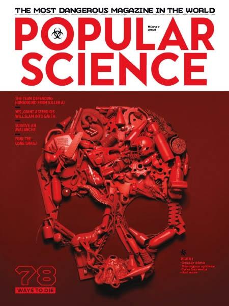 Popular Science USA 2018 Winter