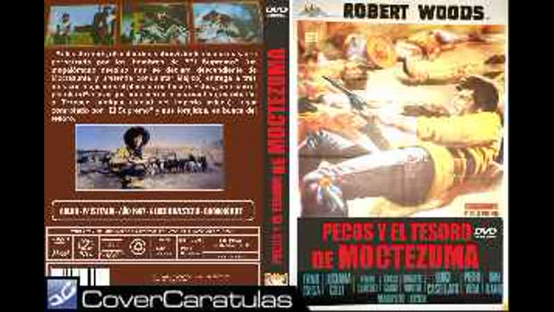 Pecos è qui prega e Muori Pecos y el tesoro de Moctezuma 1967 Español
