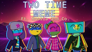 Countryhumans TWO TIME | Meme (40k special!)