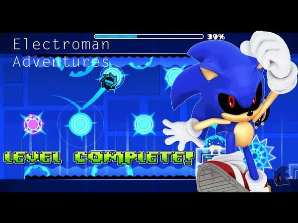 MY FAVOURITE OFFICIAL LEVEL ELECTROMAN ADVENTURES 100% COMPLETE [720p60]