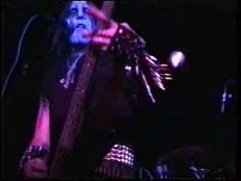 SETHERIAL Diabolus Enim Live at Knaack in Berlin 1997