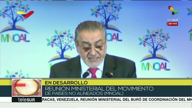 Embajador de Siria en Venezuela rechaza injerencismo de EE.UU.