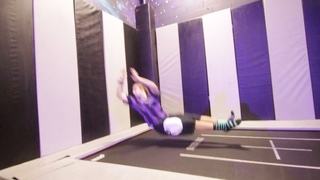 """Bob Reese on Instagram: """"I went to a crazy event at  and learned these two wall tricks! Which do you think is harder?  #parkour #"""