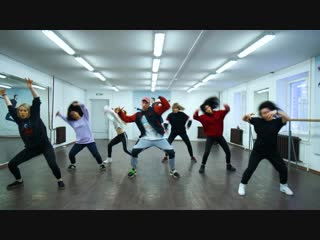 MILLENIUM Киров | BIG BABY TAPE - LOOT | Choreography by AMADEY PETELIN | Танцы Hip-Hop