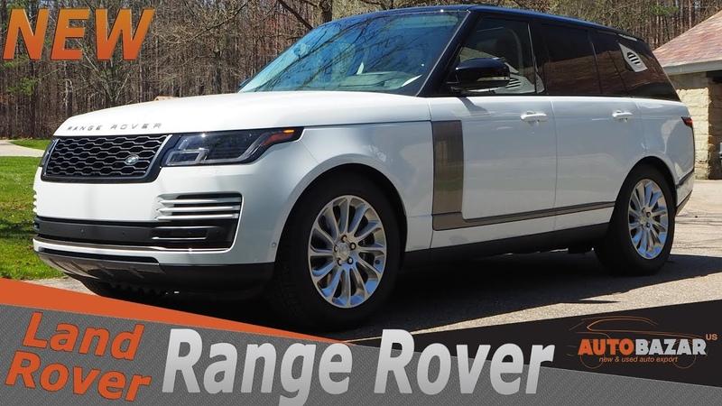 представляет Новый 2018 Ленд Ровер Рендж Ровер Вог рестайлинг. 2018 Land Rover Range Rover Facelift ffrr rangerover RRHSE landrover landroverrangerover ЛендРоверРенджРовер РенджРовер РенджРовервог