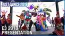 Just Dance 2019: E3 2018 Conference Presentation   Ubisoft [NA]