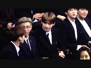 Taekook practicing their speech to joon my heart is clenching