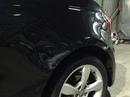 Наши работы по Audi A1 : Кузовной ремонт заднего левого крыла с покраской на Ауди А1