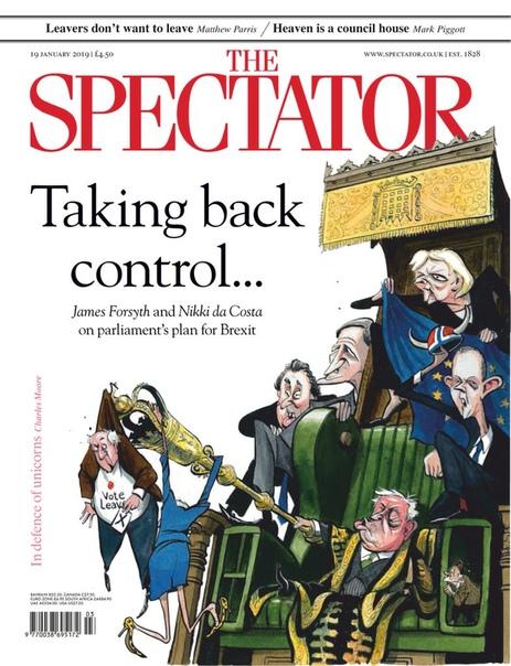 2019-01-19 The Spectator