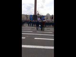 Live: Санкт-Петербургский университет ГПС МЧС России
