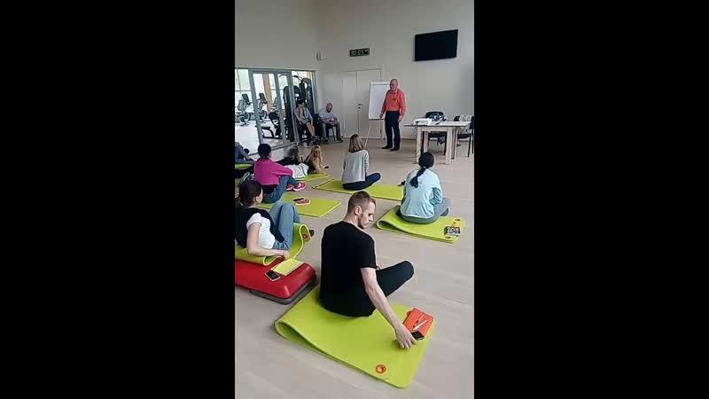 Готовим к запуску клуб в Петрозаводске Процесс обучения тренерского состава Особенности физиологии здравсоюз петрозаводск