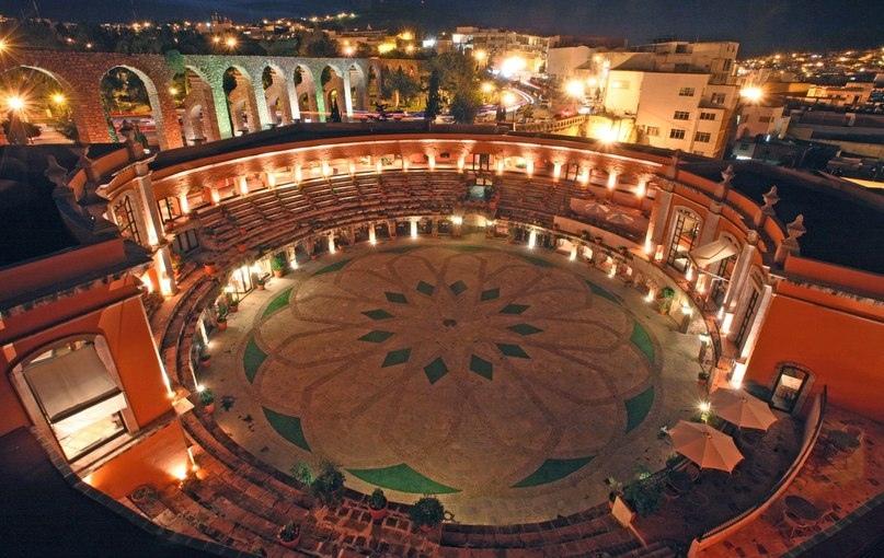 Лучшие отели мира от Soul Travel Quinta Real Zacatecas (Мексика), изображение №3