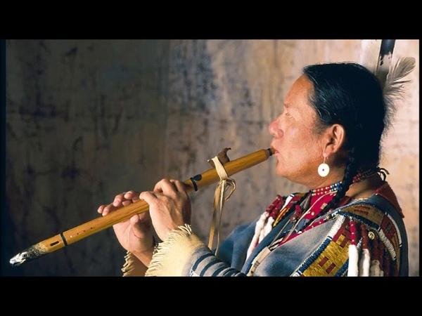 Flauta Indígena, Sons da Natureza e Chuvas (Anti-stress, Anti-insônia)
