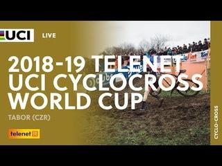 2018-2019 Telenet UCI Cyclocross World Cup – Tabor (CZ) / Women Elite