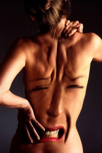 болит спина фото приколы рубленые