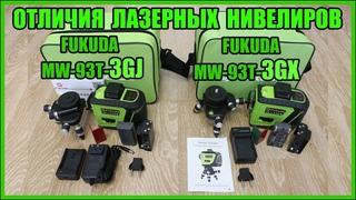 Отличия Fukuda MW-93T-3GJ от Fukuda MW-93T-3GX