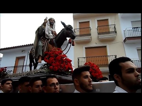 DIOS TE SALVE MARIA ENCARNACION CORONADA Pollinica ALHAURIN de la TORRE 2018 23 03