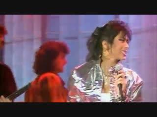 Sabrina on stage (italo-disco) 1991