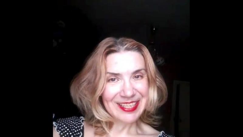 Песня из фильма Весна Иссполняет писательница Татьяна Трофименко автор 23 книг