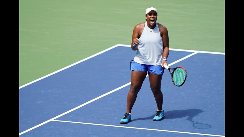 Taylor Townsend vs Sorana Cirstea US Open 2019 R3 Highlights