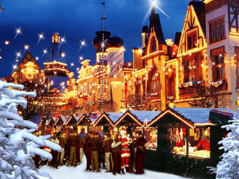Прага - идеальный город для встречи Нового года, изображение №2