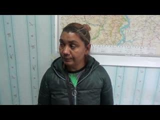 По подозрению в краже кошелька задержана жительница Рязанской области