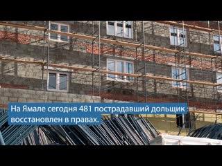 На Ямале появится Фонд защиты обманутых дольщиков Дольщики