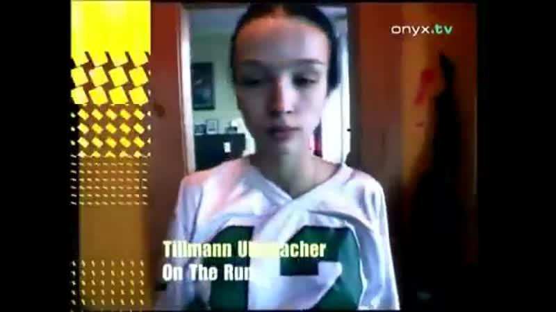 TILLMANN UHRMACHER On the run Official Video