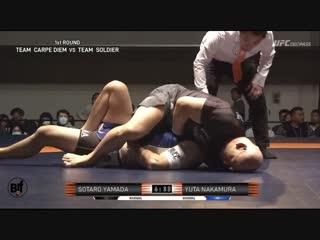 10 Sataro Yamada vs Yuto Nakamura #quintetFN2