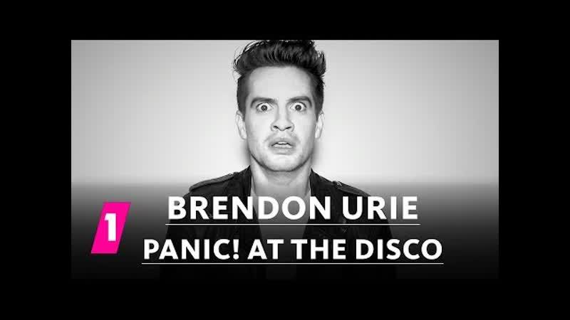 Brendon Urie von Panic at the Disco im 1LIVE Fragenhagel 1LIVE RUS SUB
