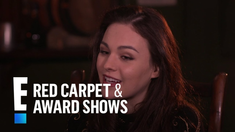 """Sophie Skelton Thinks Roger Bree Are a """"Geeky"""" Power Couple 