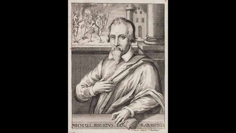 MIGUEL SERVET (Año 1511) Pasajes de la historia (La rosa de los vientos)