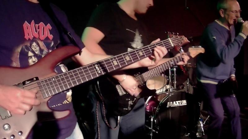 Highway To Hell, AC DC cover, Группа ПИРАМИДА, Донецк, 21 09 2019