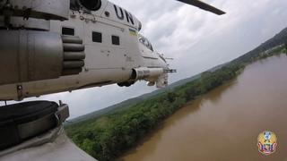 Українські вертолітники в ДР Конго взяли участь в операції під умовною назвою «Скорпіон»