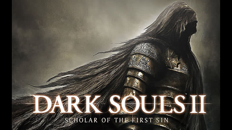 Dark Souls II Scholar of the first sin Часть 11 Скорпион Нажка