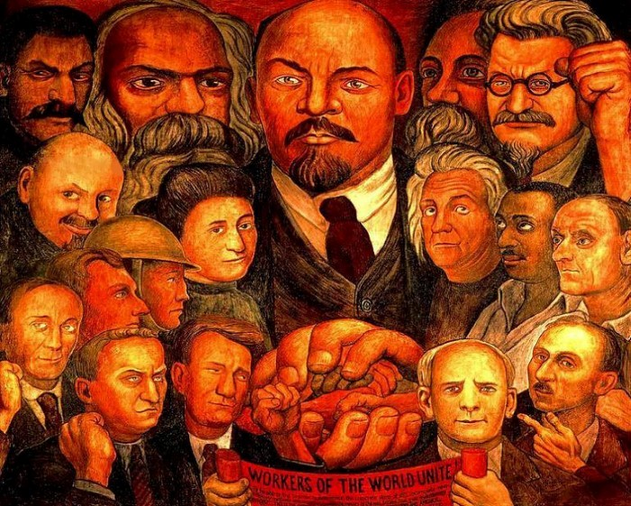 Афиша Барнаул Дискуссия: Будущее коммунистической идеи