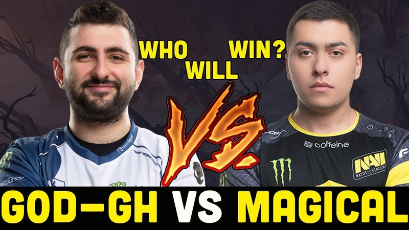 Nigma vs Navi Gh Slark vs Magical Nature's Prophet Who'Will Win Dota 2