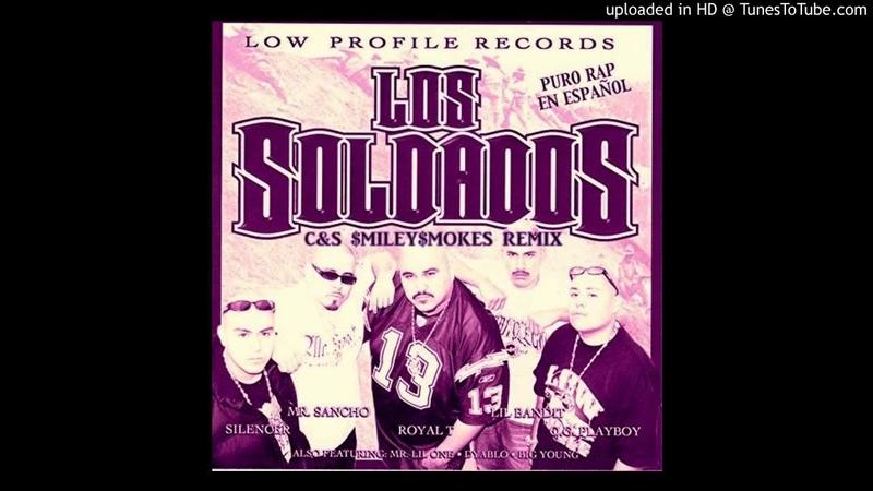 Los Soldados La Conecta C S $miley$mokes remix