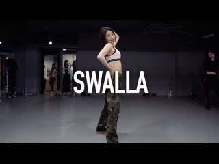 1million dance studio swalla jason derulo (ft. nicki minaj & ty dolla $ign) / jiyoung youn choreography