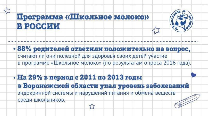«Школьное молоко» в России: вклад в будущее, изображение №2