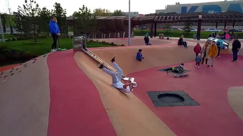 боковушки в парке Тюфелева Роща