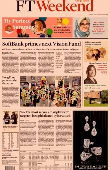Financial Times Weekend Europe - July 2728  2019 UserUpload