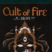 CULT OF FIRE (CZE)   16.05.19   Мск (Aglomerat)