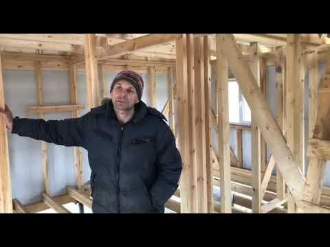 Отзыв о строительстве дачного дома 6х9 с СК Древо