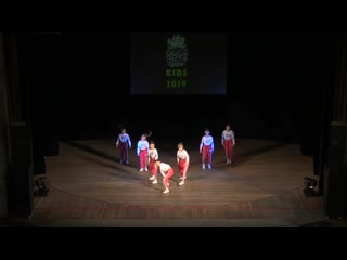 Monster dance   korol of dance fest 2019  dance show kids