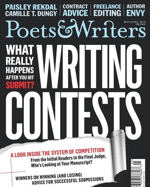 2019-05-01 Poets Writers Magazine
