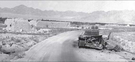 Опыт Афгана: Минная война, изображение №8