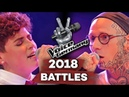 Westernhagen - Freiheit (Rahel Maas vs. Johannes Holfeld) | The Voice of Germany | Battle