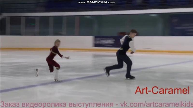 Станислава Вислобокова Алексей Брюханов КП КМС Мемориал Панина 2018